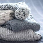 セーターの干し方のポイントを解説