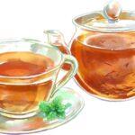 紅茶の染み抜きを家庭で行なうコツとは?